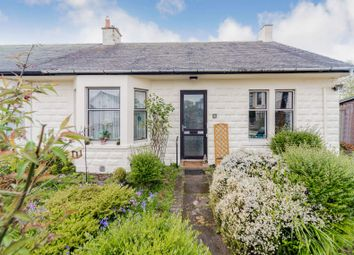 Thumbnail 3 bed semi-detached bungalow for sale in 7 York Place, Dunfermline, Fife