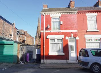 Thumbnail 2 bed end terrace house for sale in Sedley Street, Liverpool