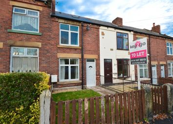 Thumbnail 4 bed terraced house to rent in Dronfield Road, Eckington