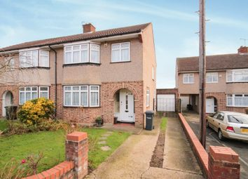 Thumbnail 3 bedroom semi-detached house for sale in Ramsay Close, Broxbourne