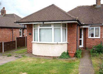 Thumbnail 3 bed semi-detached bungalow for sale in Shelley Avenue, Burton-On-Trent, Staffordshire