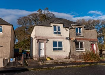 Thumbnail 2 bed semi-detached house for sale in Ghyll Crescent, Newton Stewart