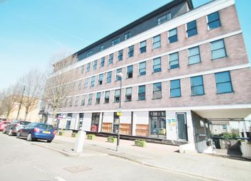 Thumbnail 1 bed flat for sale in Stephenson House, Gravesend