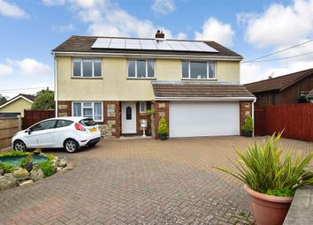 Thumbnail 4 bed detached house for sale in Sun Hill, Calbourne, Newport, Isle Of Wight