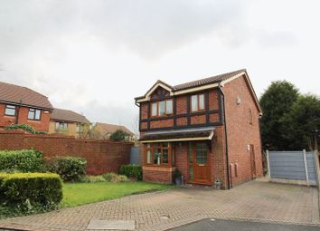 Thumbnail 3 bed detached house for sale in Helias Close, Walkden, Manchester