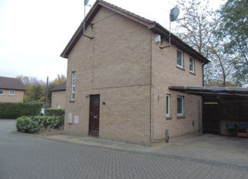 Thumbnail 3 bed detached house to rent in Pelton Court, Shenley Lodge, Milton Keynes