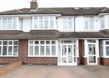 Thumbnail 3 bed terraced house for sale in Henley Avenue, North Cheam, Sutton
