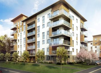 Thumbnail 2 bed flat for sale in Stafferton Way, Maidenhead