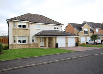 Thumbnail 5 bed detached house for sale in Greenoakhill Place, Uddingston, Glasgow