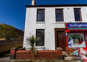 Thumbnail 2 bed maisonette to rent in Lytham Road, Blackpool, Lancashire