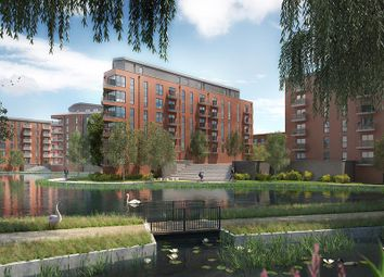 Thumbnail 1 bedroom flat for sale in 4th Floor, Langley Square, The Duke, Mill Pond Road, Dartford, Kent