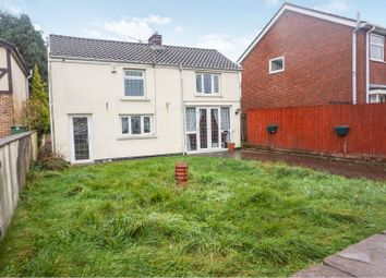 Thumbnail 3 bed detached house for sale in Castle Street, Blackwood