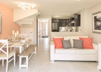 "Thumbnail 3 bed terraced house for sale in ""Haversham"" at Southern Cross, Wixams, Bedford"