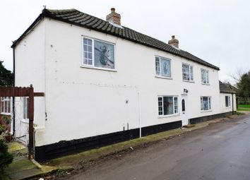 Thumbnail 4 bed detached house for sale in North Road, Tetford, Horncastle