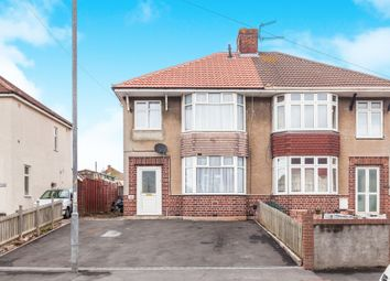 Thumbnail 3 bed semi-detached house for sale in Ashton Drive, Ashton Vale, Bristol