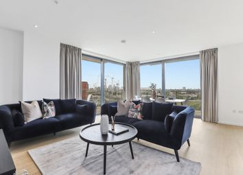 Thumbnail 3 bed flat to rent in 25, Victory Parade, London