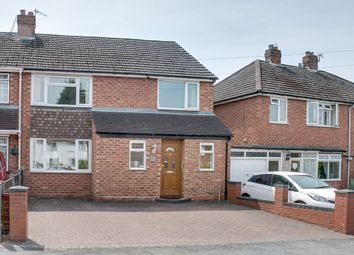 Thumbnail 3 bed semi-detached house for sale in Gibb Lane, Catshill, Bromsgrove
