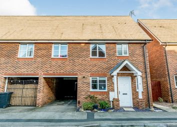 4 bed end terrace house for sale in Mansfield Way, Irchester, Wellingborough NN29