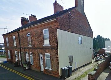 Thumbnail 2 bed end terrace house for sale in High Street, Burringham, Scunthorpe, Lincolnshire