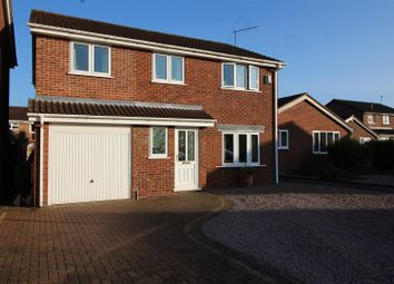 Thumbnail 5 bedroom detached house for sale in Eskdale Close, Peterborough
