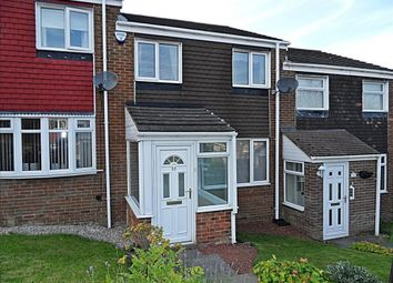 Thumbnail 3 bed terraced house to rent in Lambley Close, Sunniside, Newcastle Upon Tyne