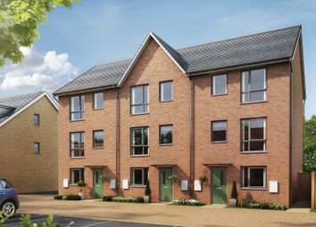 "Thumbnail 4 bed semi-detached house for sale in ""Hythie"" at Fen Street, Wavendon, Milton Keynes"
