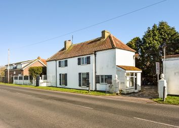 Chichester Road, Selsey, Chichester PO20. 5 bed detached house for sale