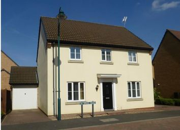 Thumbnail 4 bed detached house for sale in Sprigs Road, Hampton Hargate, Peterborough
