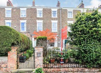 Thumbnail 4 bed terraced house for sale in South Parade, York, North Yorkshire, England