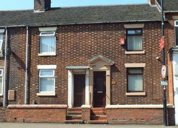 Thumbnail 2 bed town house for sale in Waterloo Road, Burslem, Stoke-On-Trent