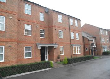 Thumbnail 2 bed flat to rent in Moir Close, Sileby, Loughborough, Leicestershire