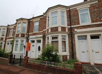Thumbnail 3 bed flat to rent in Inskip Terrace, Gateshead