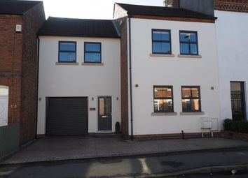 Thumbnail Terraced house for sale in Park Road, Blaby, Leicester