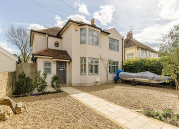 Thumbnail 4 bed detached house for sale in Nelson Road, New Malden