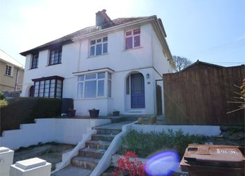 Thumbnail 5 bed semi-detached house for sale in Redannick Crescent, Truro