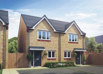 "Thumbnail 2 bed semi-detached house for sale in ""The Arun"" at Crossley Street, Gorton, Manchester"