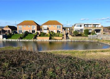 Thumbnail 3 bed semi-detached house for sale in Brighton Road, Lancing, West Sussex