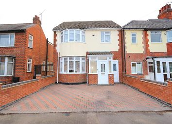 Thumbnail 4 bedroom detached house for sale in Maple Road, Thurmaston, Leicester