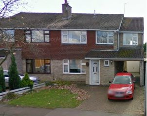 Thumbnail 4 bed semi-detached house to rent in Adlington Road, Oadby, Leicester