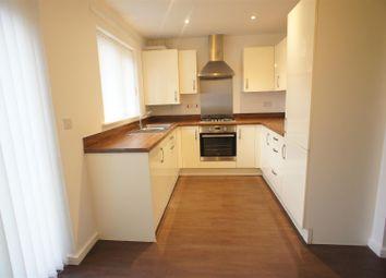 Thumbnail 2 bedroom terraced house to rent in Lintott Gardens, Warrington