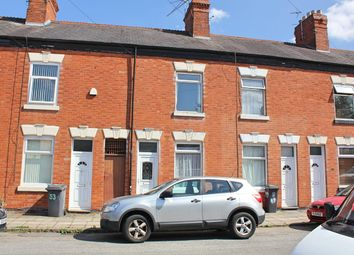 Thumbnail 3 bed terraced house for sale in Mostyn Street, Leicester