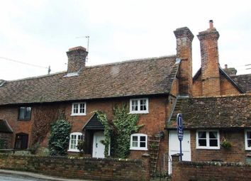 Thumbnail 1 bed cottage to rent in Beedon, Newbury