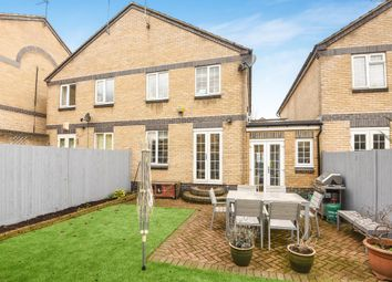 Thumbnail 4 bed terraced house for sale in Chargrove Close, London