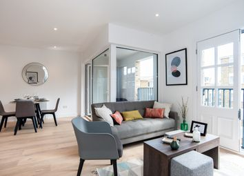 Thumbnail 1 bedroom flat to rent in Royal Quay, Avon Court, Limehouse