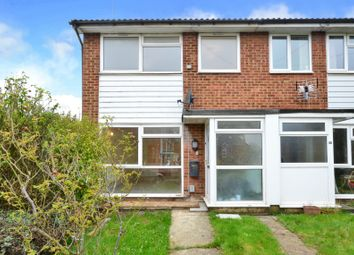 Thumbnail 4 bed end terrace house to rent in Wey Close, Camberley