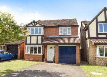 Thumbnail 4 bedroom detached house for sale in Loyd Close, North Abingdon