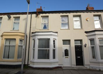 3 bed terraced house for sale in Erdington Road, Blackpool FY1