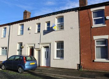 Thumbnail 3 bed terraced house for sale in Delaware Street, Preston