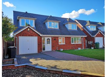 Thumbnail 4 bed detached house for sale in Copperbeech Grove, Walsall