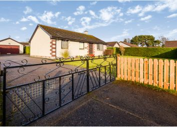 Thumbnail 3 bed detached bungalow for sale in Springfield Terrace, Alness